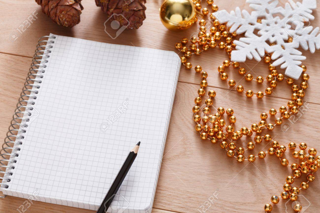 Christmas Planning Background Prepare To Winter Holidays Top 1300x866
