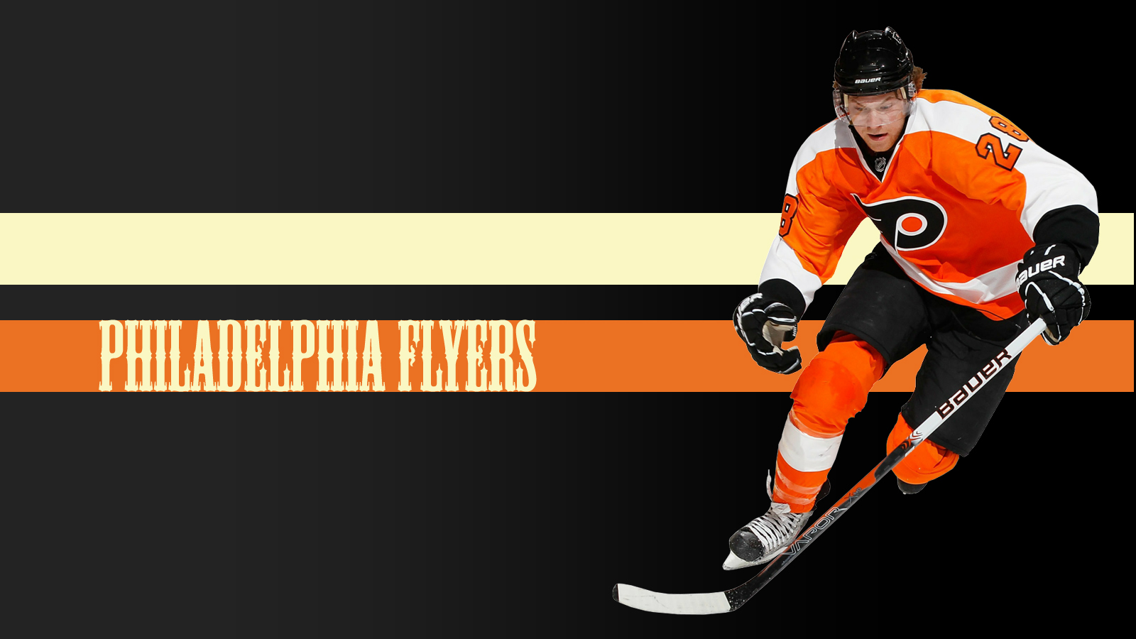 NHL Wallpaper Flyers wallpaper scrensaver 1600x900
