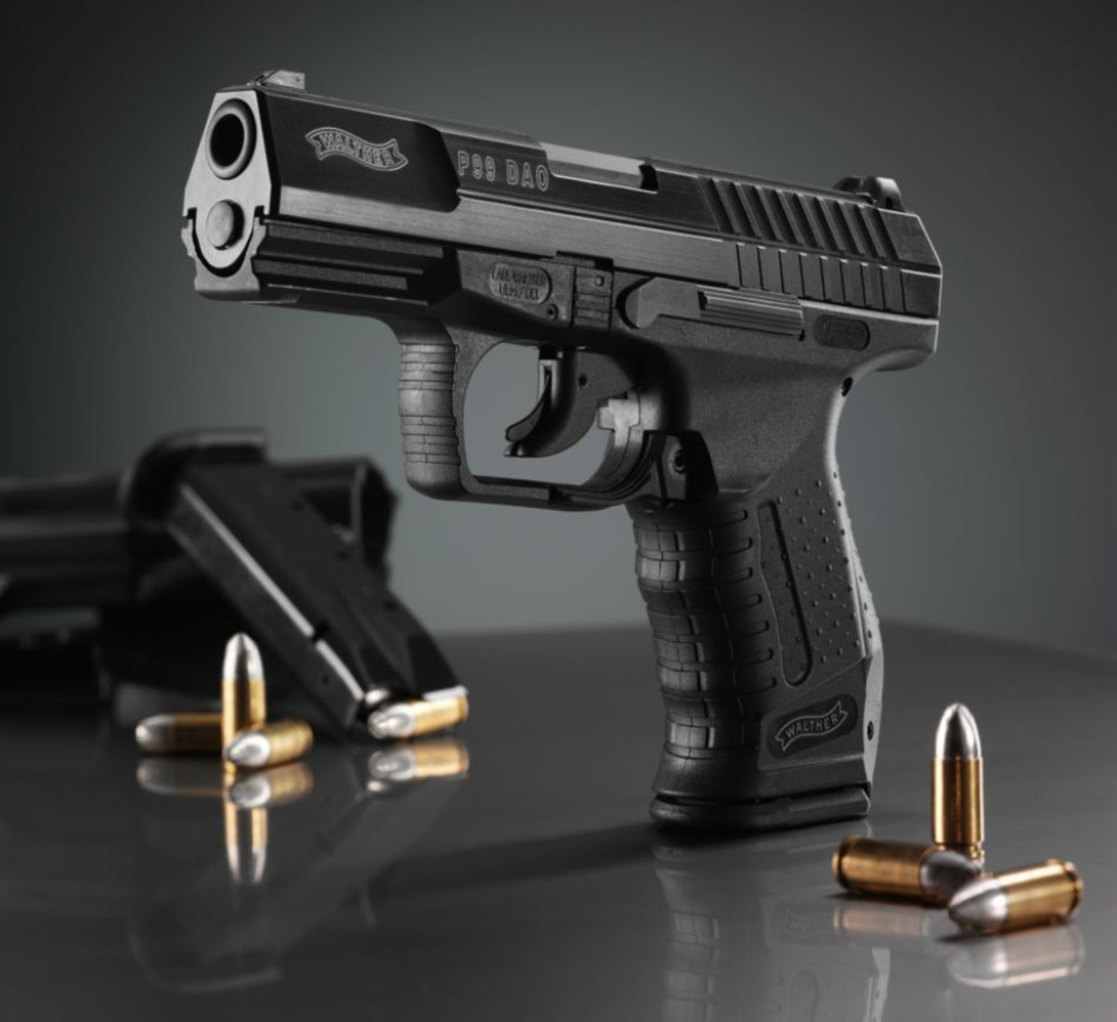 download Walther P 99 AS HD Gun Wallpapers Download 1600x1465