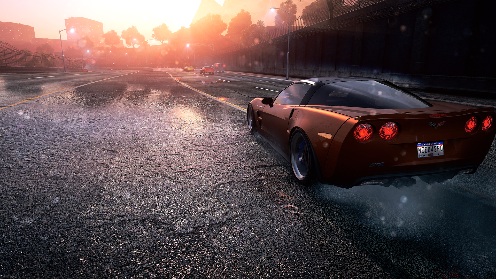 53 Need For Speed Most Wanted HD Wallpapers Background Images 1920x1080