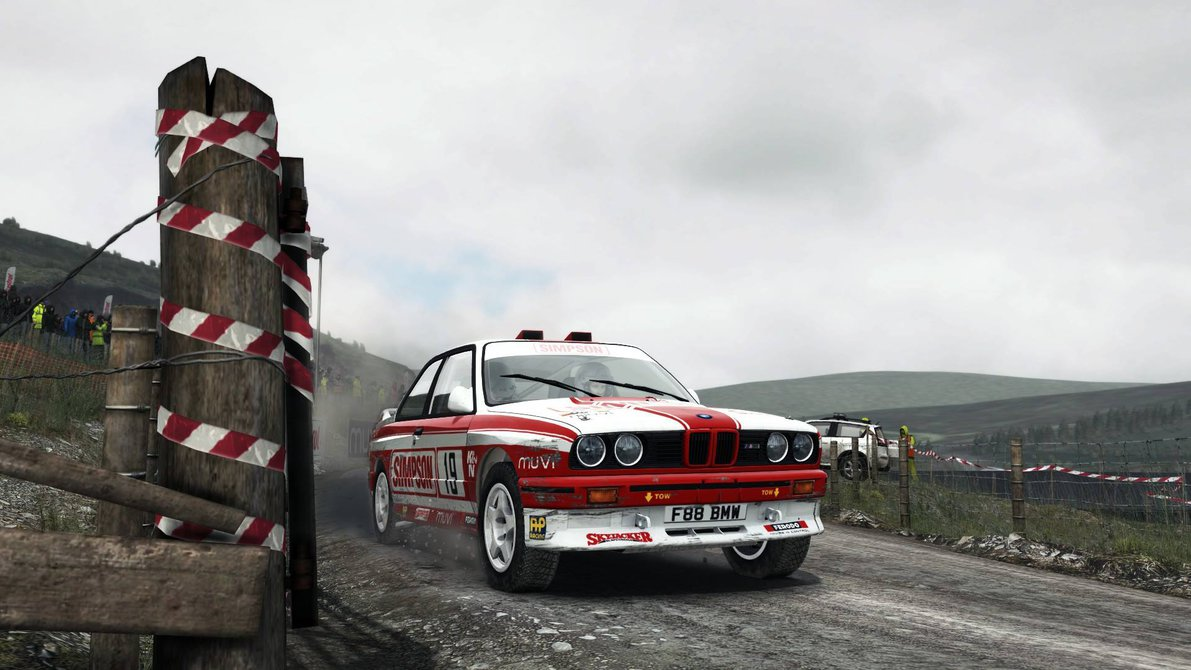 DiRT Rally   BMW M3   Walles by MaxouLepilote 1191x670