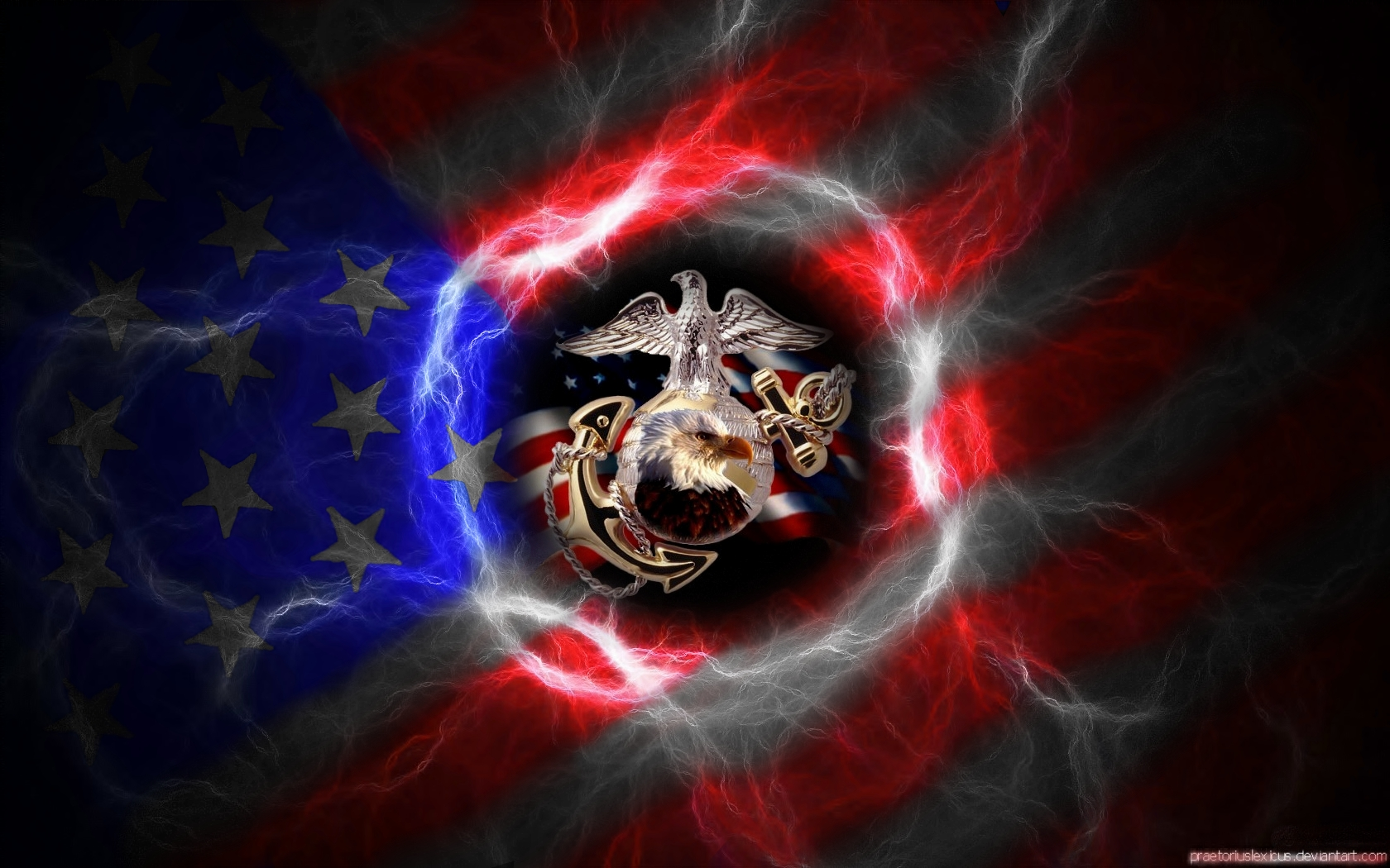 wallpaper USMC Wallpaper Images hd wallpaper background desktop 1680x1050