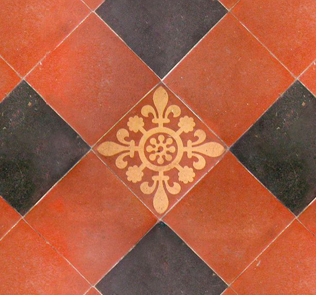 Removable Wallpaper Tuscan Tile Peel Stick Self Adhesive 24x108 638x596