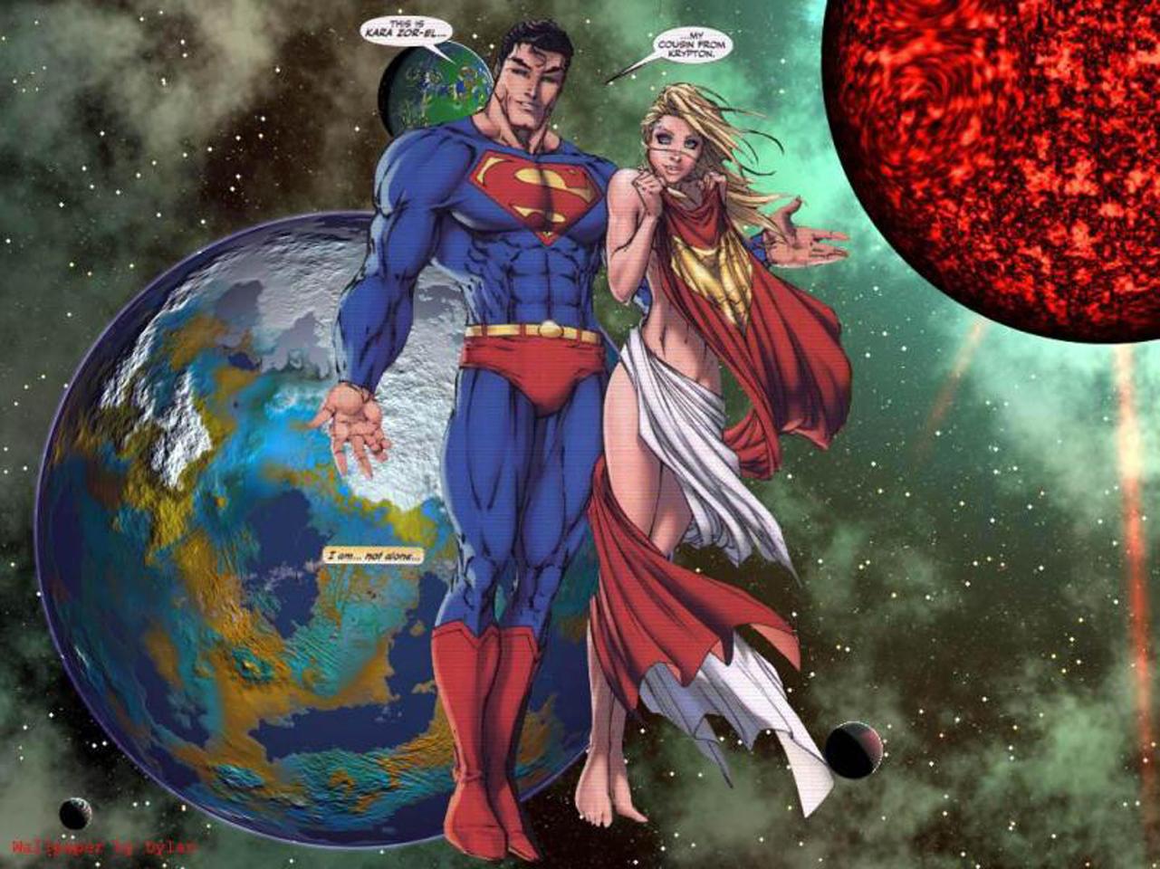 Supergirl Kara Zor El wallpaper has been viewed 7120 times since 05 1281x960