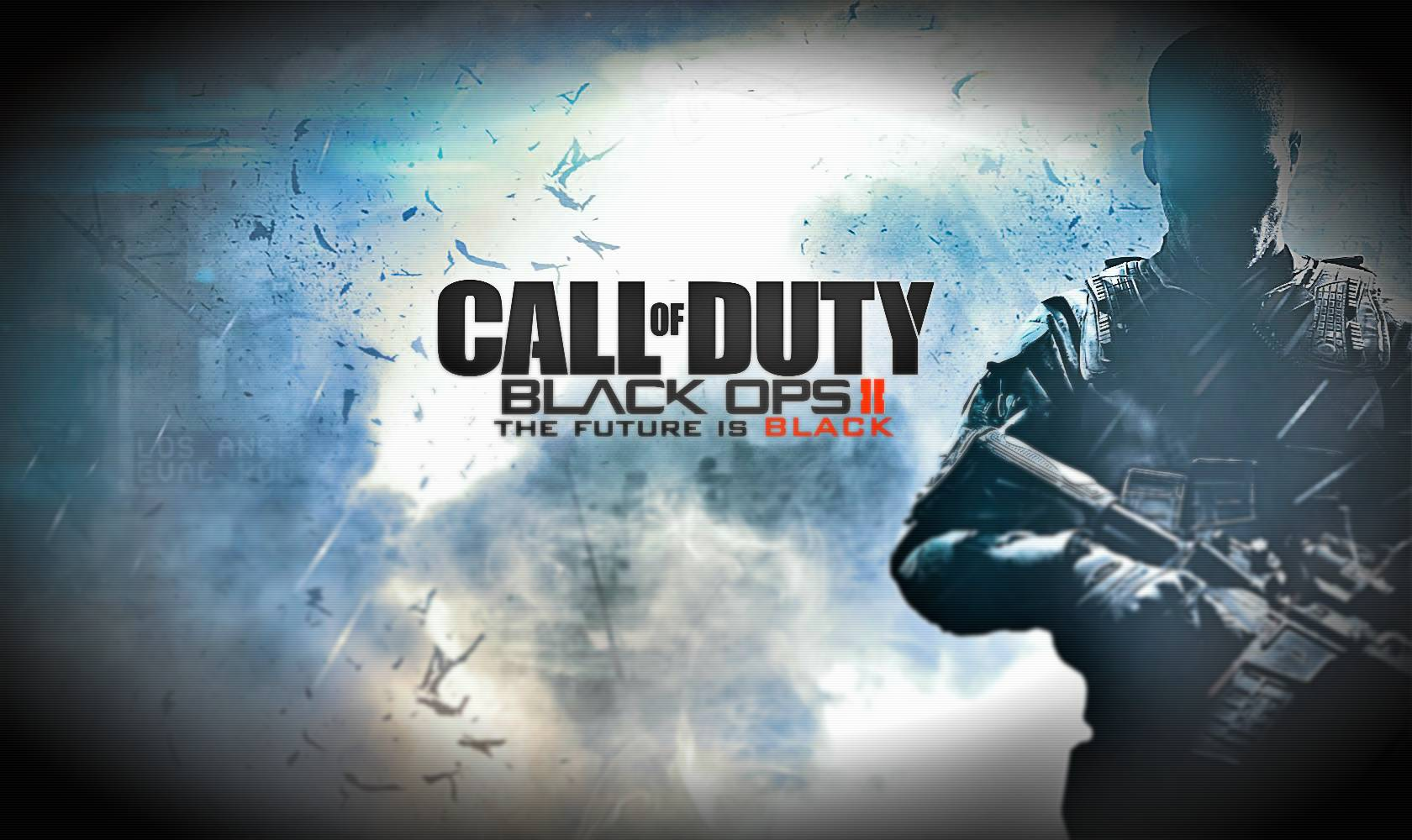 cod bo2 logo   Call Of Duty Picture 1680x1000