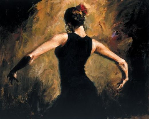 Flamenco Painting Famous flamenco iii paintings for 520x413