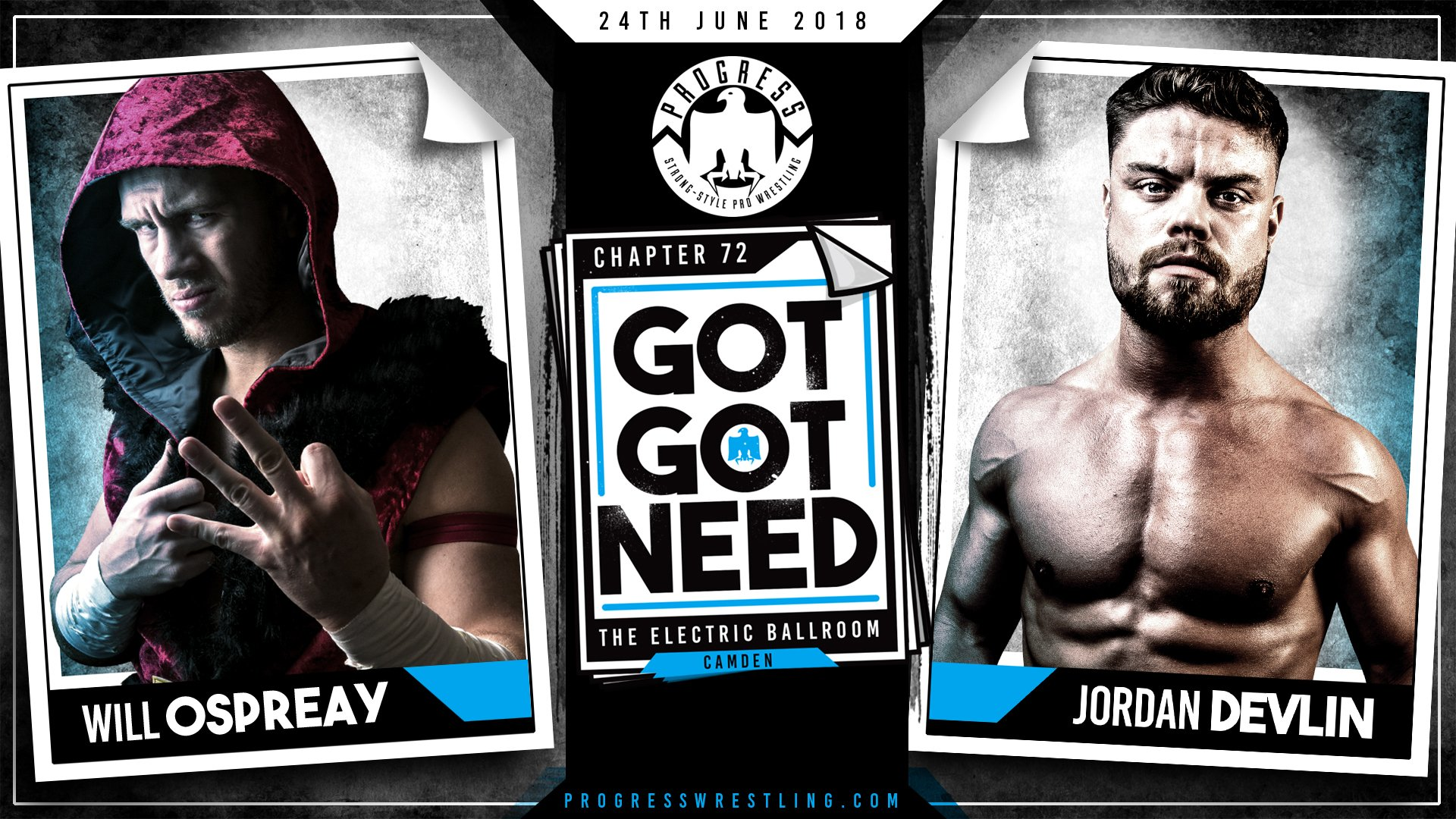 Match of the Week 2906 0607 2018 Jordan Devlin vs Will 1920x1080