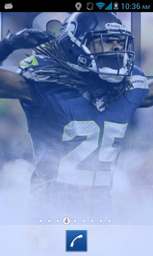 View bigger   Richard Sherman Wallpapers for Android screenshot 307x512