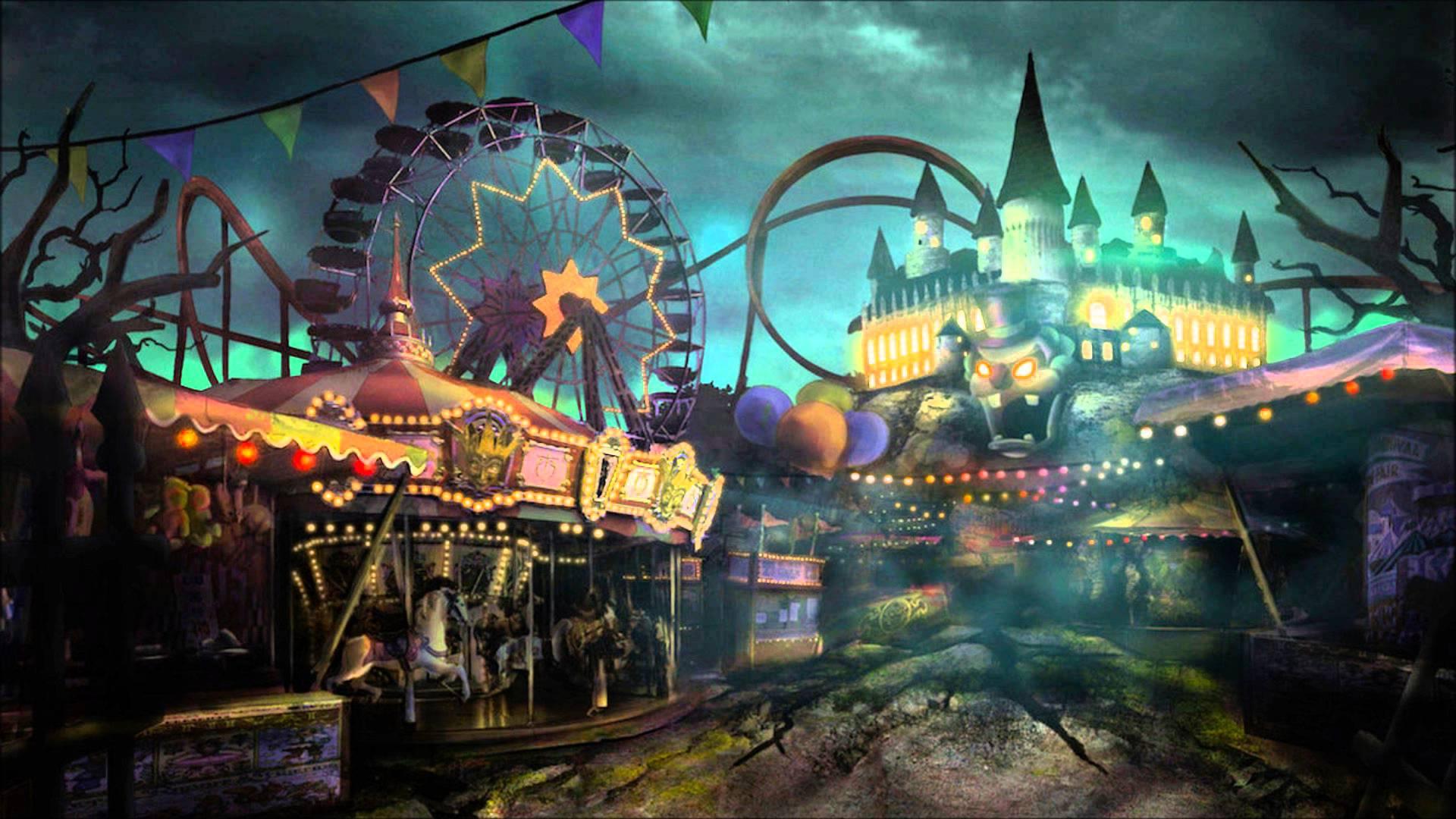 Theme Park Wallpapers 7 Rianfil 1920x1080