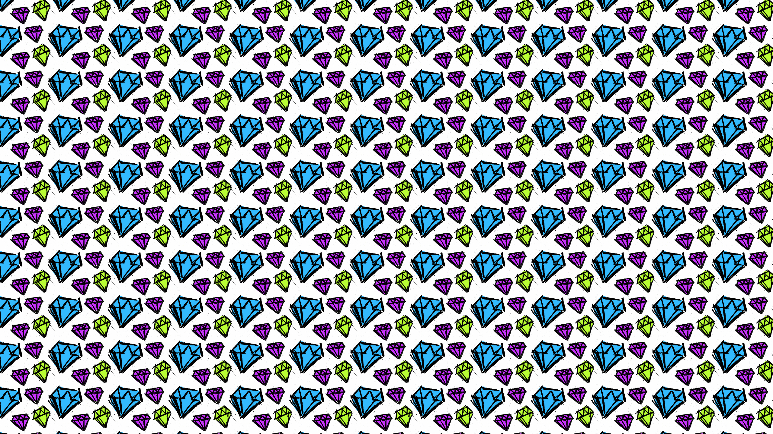 this Kiddy Diamonds Desktop Wallpaper is easy Just save the wallpaper 2560x1440