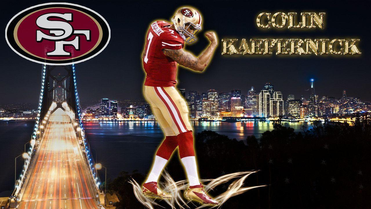 Colin Kaepernick 49ers Wallpapers 1280x720