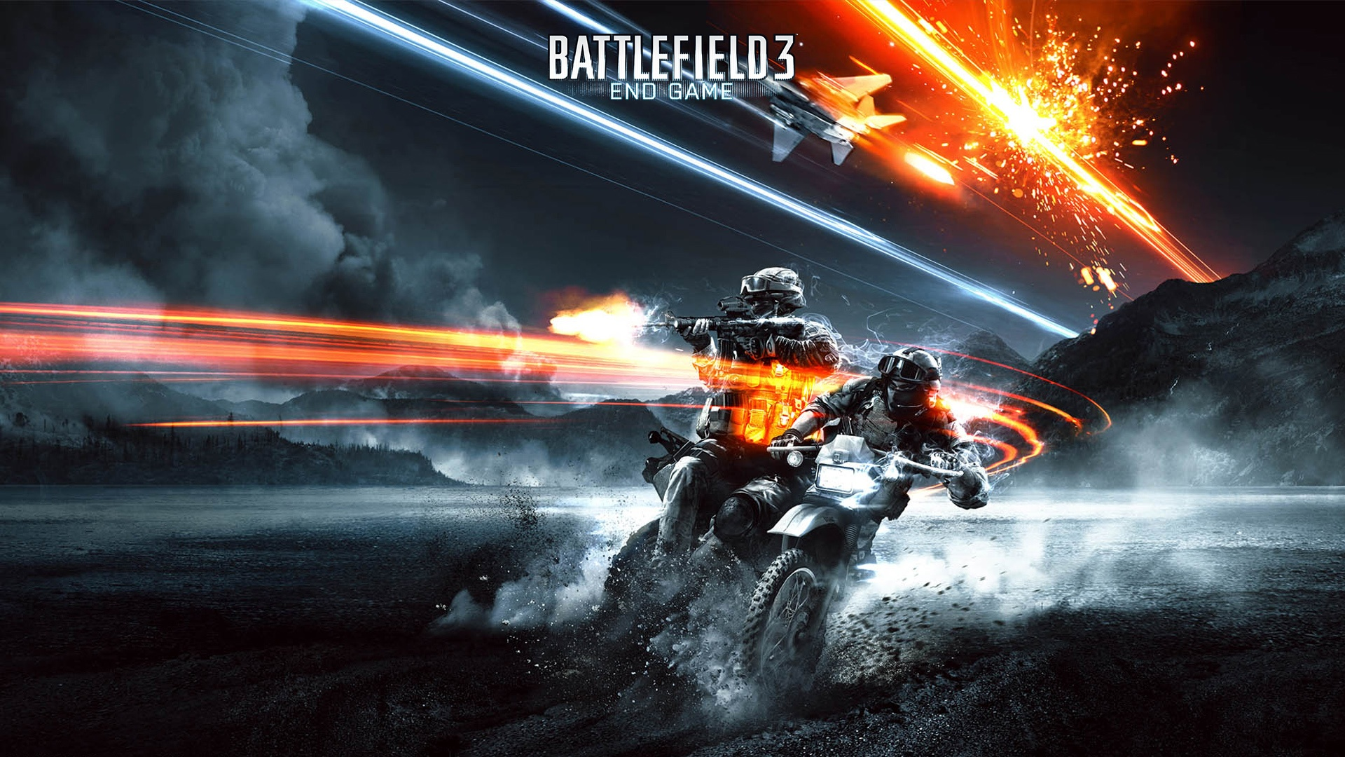 Battlefield 3 End Game Wallpapers HD Wallpapers 1920x1080