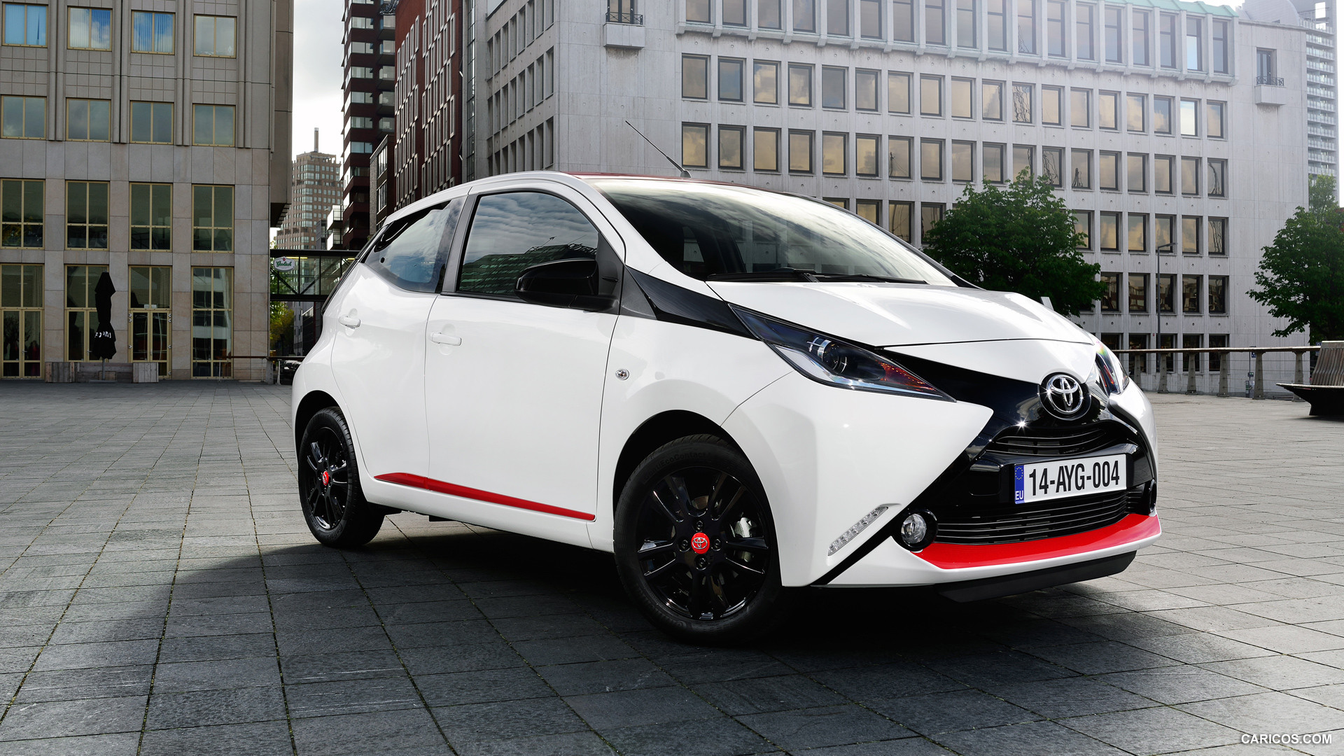2015 Toyota AYGO   Front HD Wallpaper 31 1920x1080