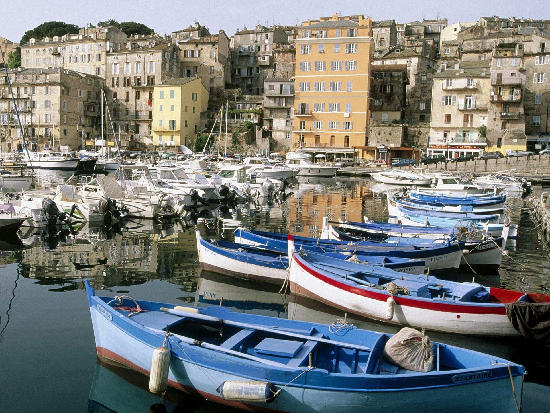 Known places Bastia Corsica France desktop wallpaper nr 34847 1920x1440