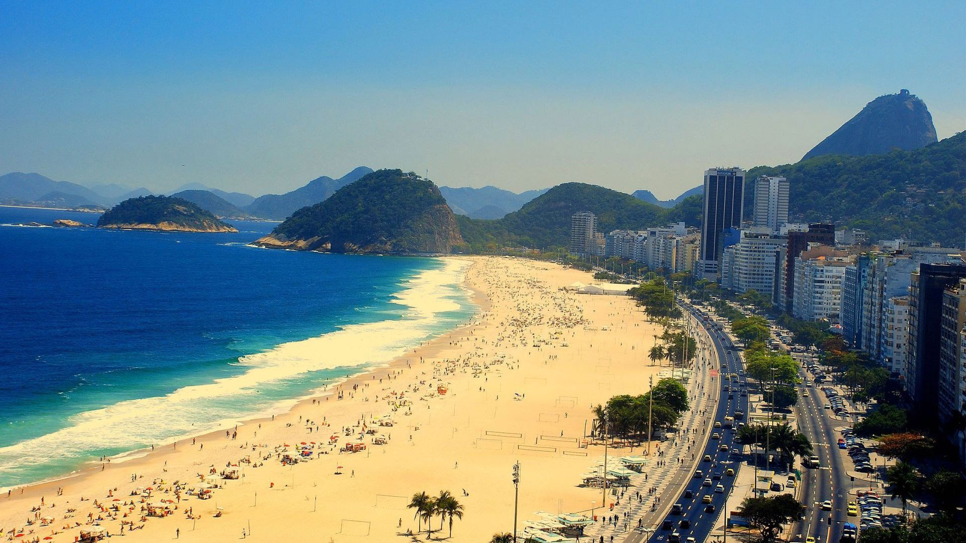 Rio de Janeiro Wallpapers Images Photos Pictures Backgrounds 1920x1080