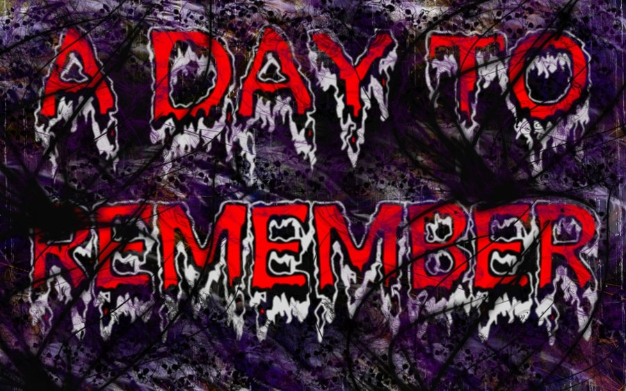 Day to Remember wallpaper by uhhWinston 900x563