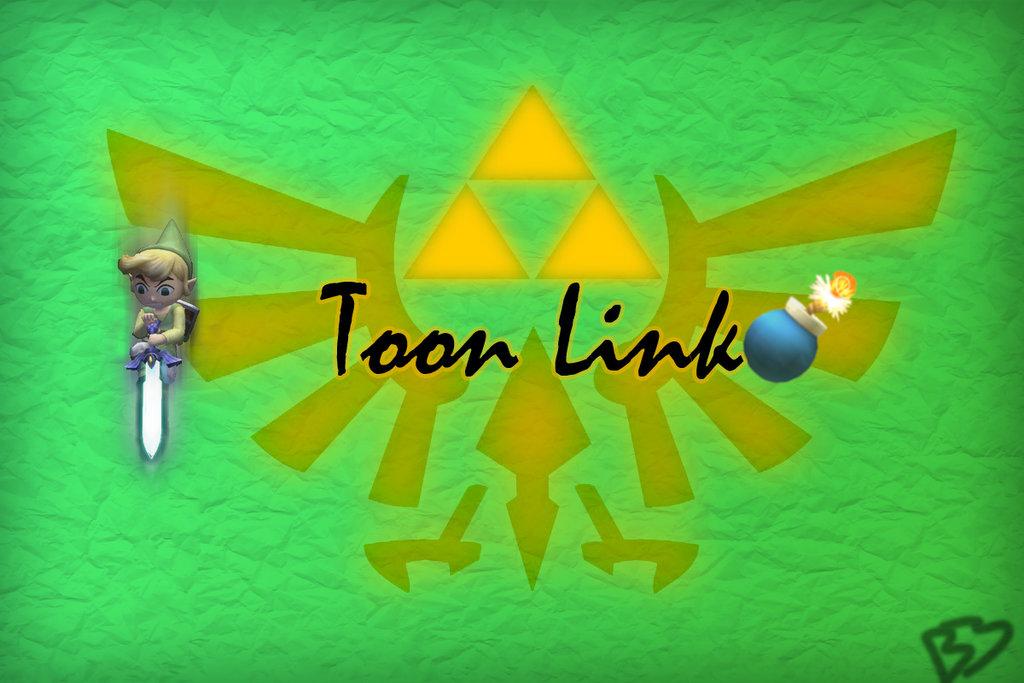 Toon Link Wallpaper by BBoyindo 1024x683