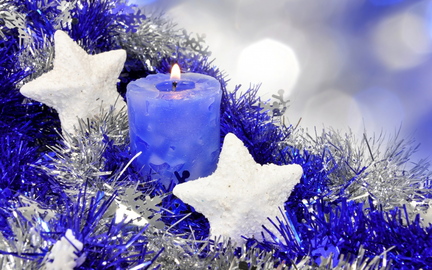 christmas candle wallpapers 31718 1440x900jpg 1440x900