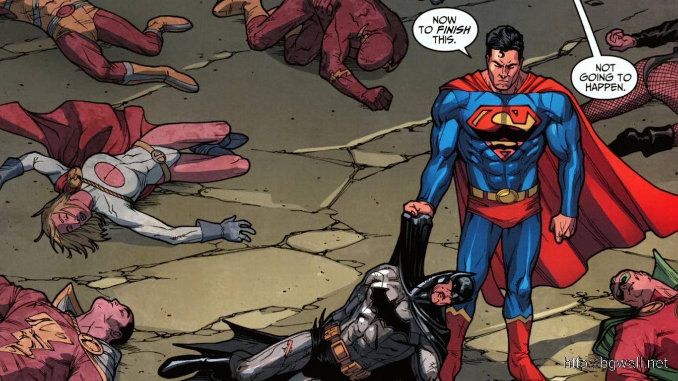 Superman Vs Batman Wallpaper Hd Wallpapersafari