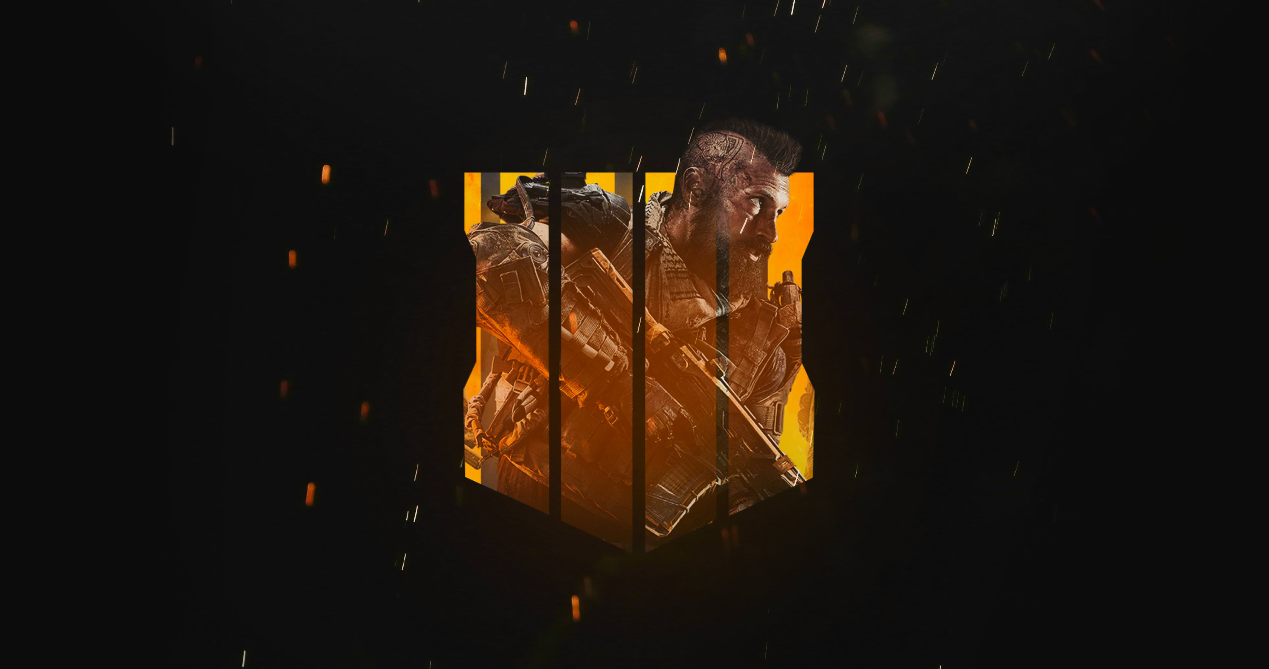 Free Download Call Of Duty Black Ops 4 Wallpapers Blackout