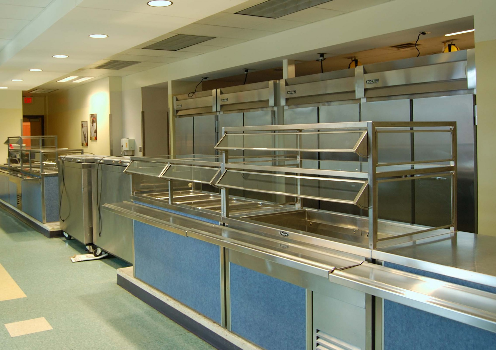 Iroquois Middle School   Cafeteria Line History Grand Rapids 2000x1409