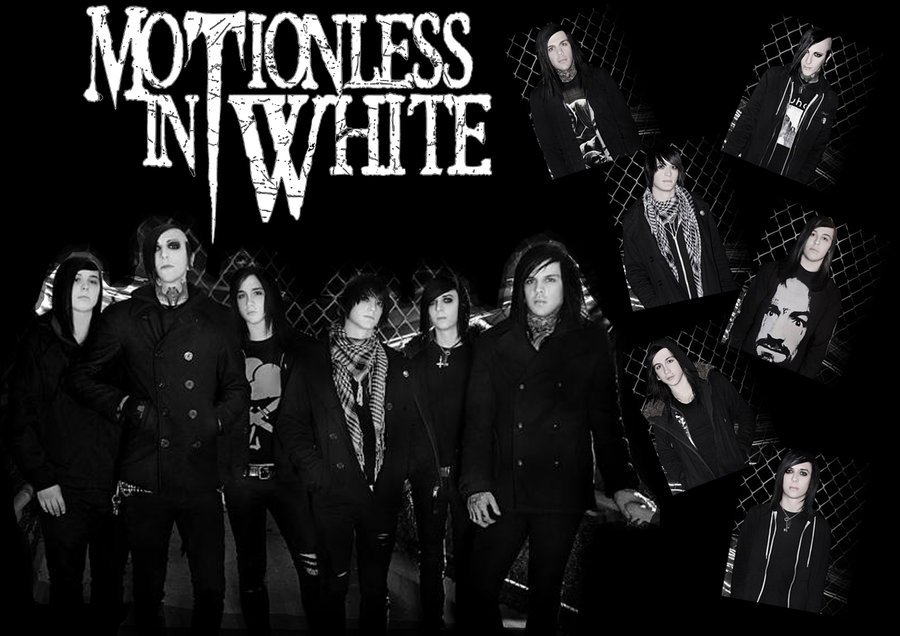 Download Motionless White The Next Band HD Wallpaper 900x636