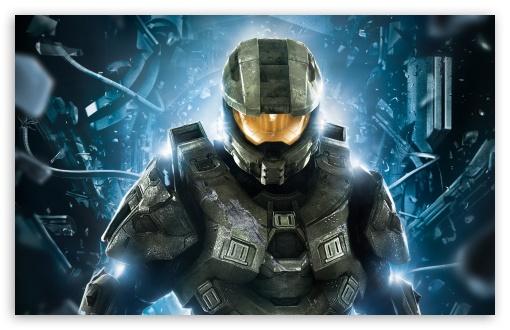 Halo 4 Master Chief HD wallpaper for Standard 43 54 Fullscreen UXGA 510x330