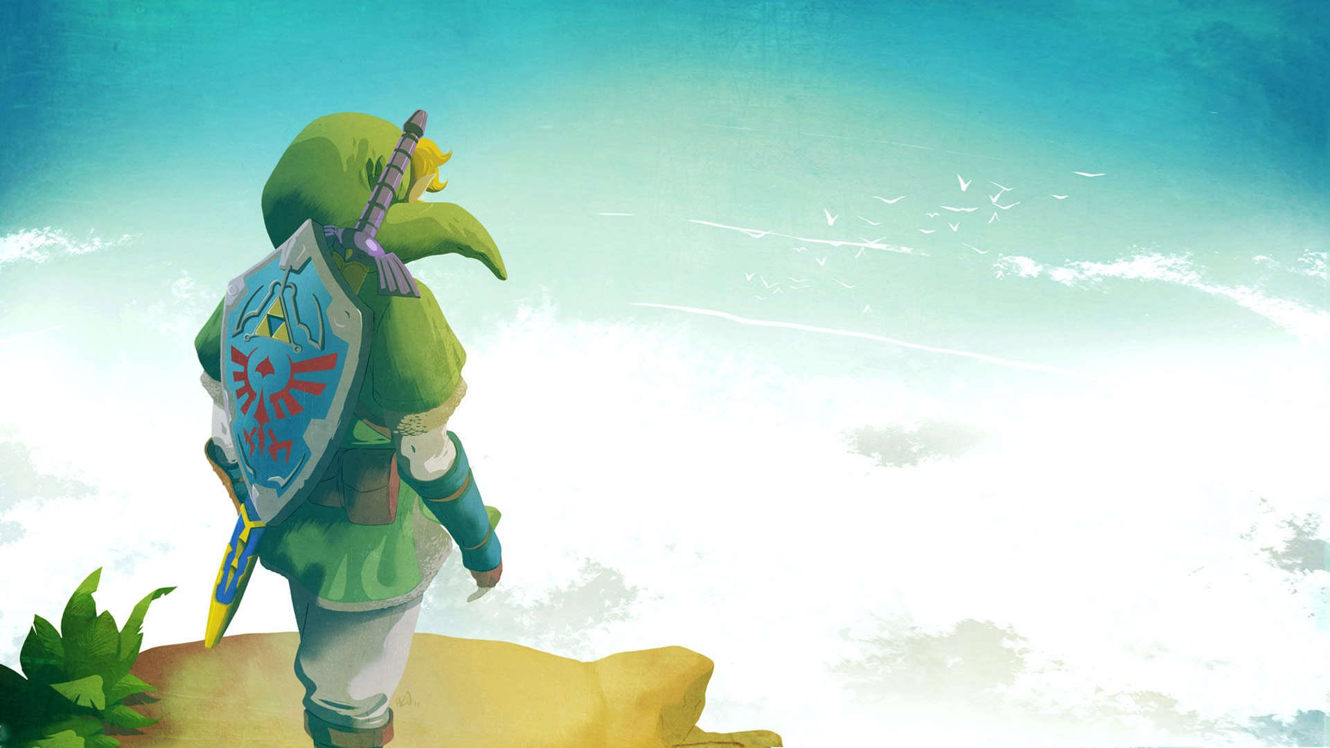 Legend of zelda wallpaper 1920x1080 HQ WALLPAPER   38411 1920x1080