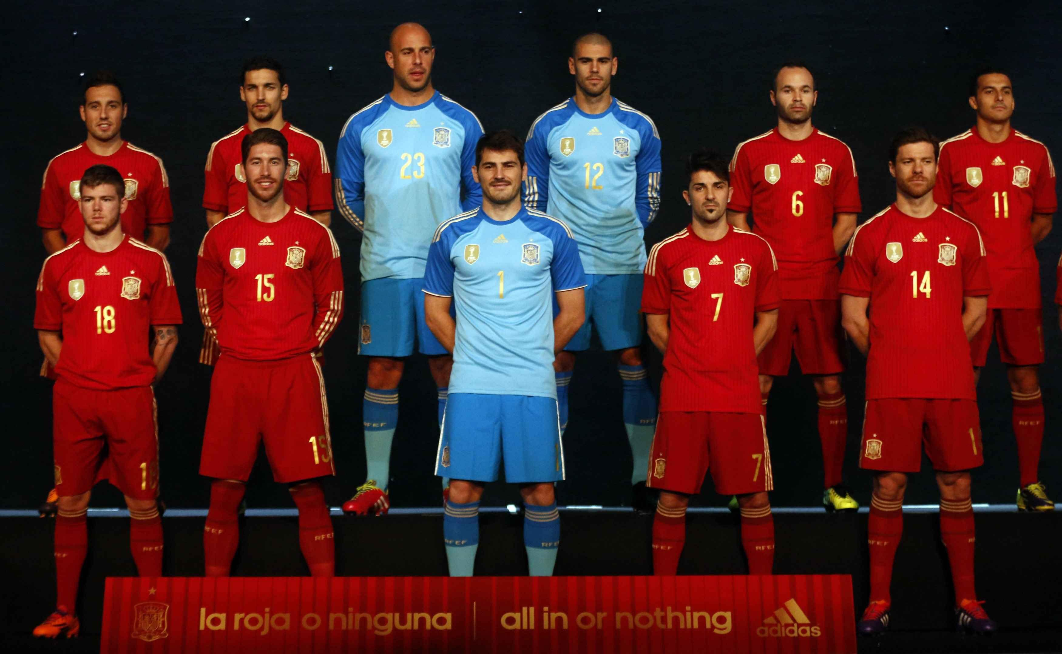 Spain National Team Wallpapers 2016 3500x2157