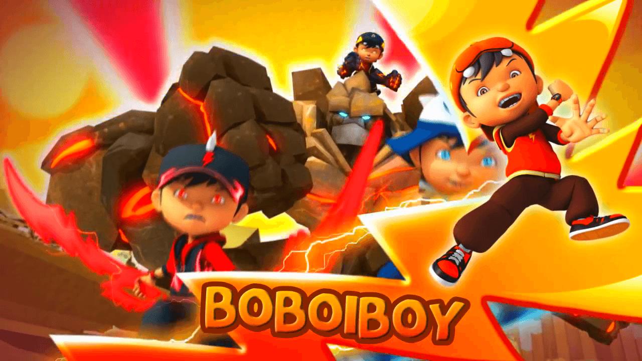 BoBoiBoy Wallpapers 1280x720