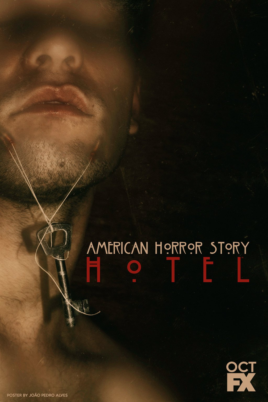 AMERICAN HORROR STORY HOTEL 3   KEY by johnyisthedevil 1024x1536
