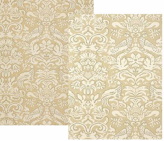 Design Trend Coordinating Wallpaper and Fabric DecoratorsBest 525x450