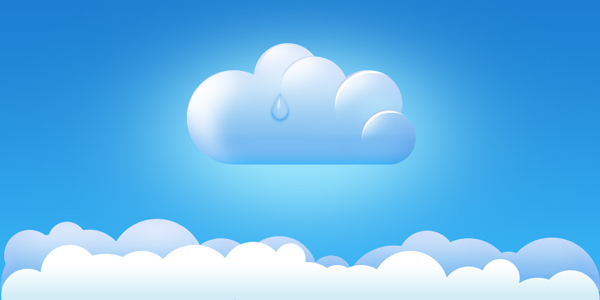 Friends todays design share is a set of cloud and cloud borders in 600x300