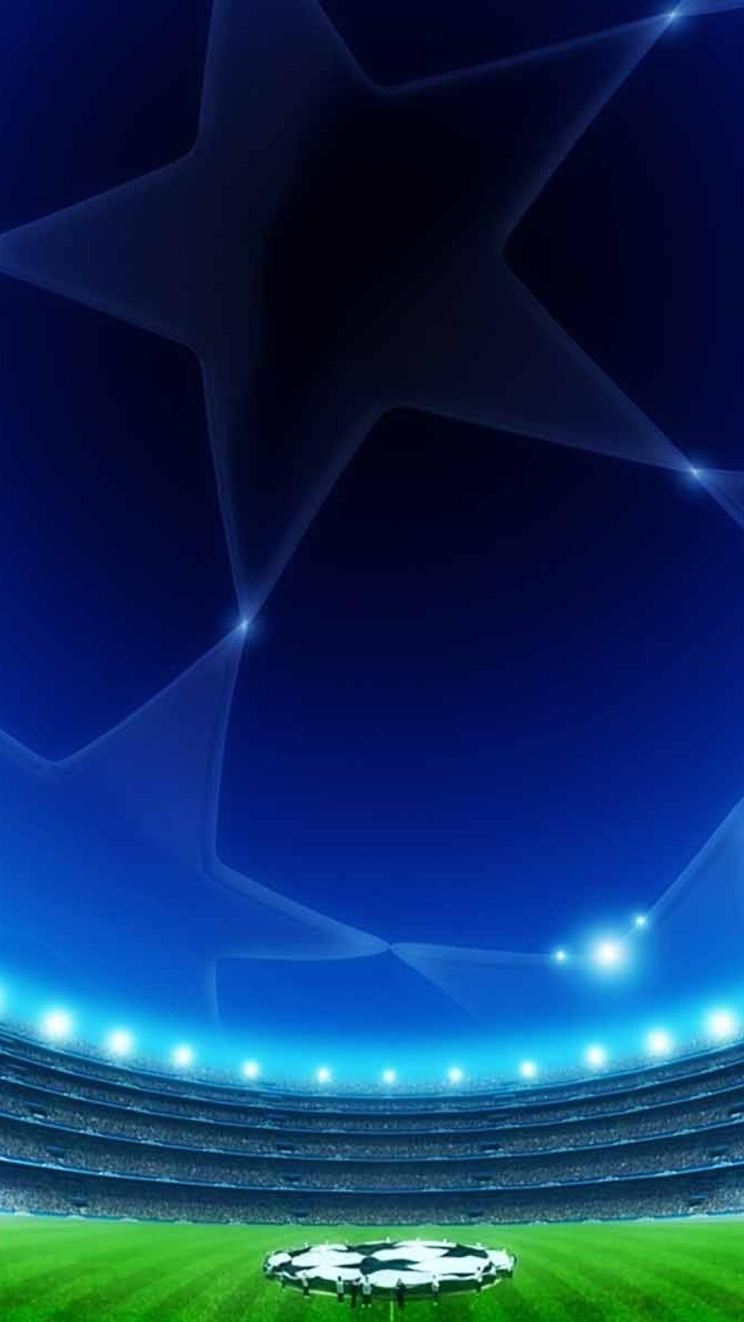 Champions league wallpaper 41640 1080x1920