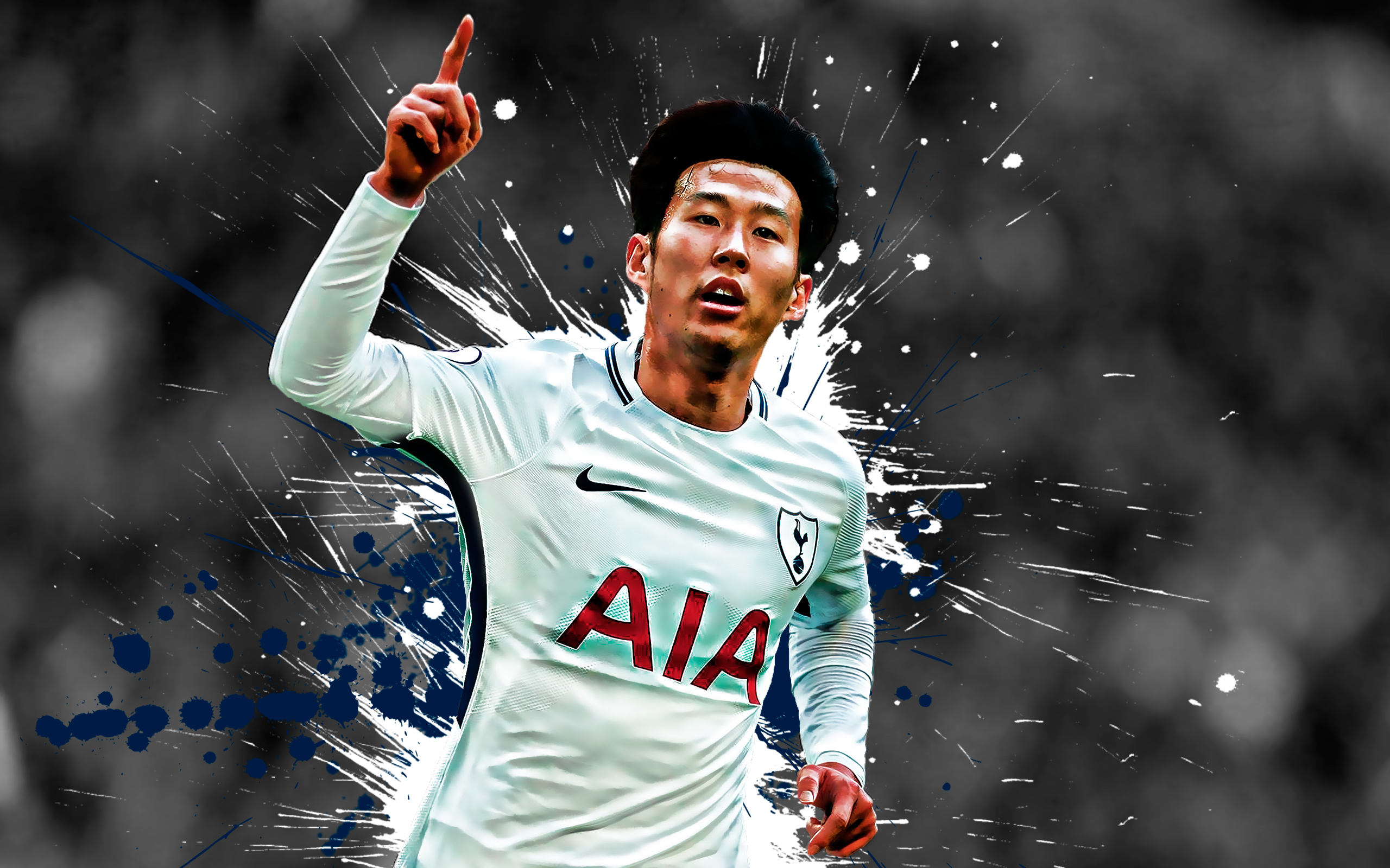 Son Heung Min HD Wallpaper Background Image 2560x1600 ID 2560x1600