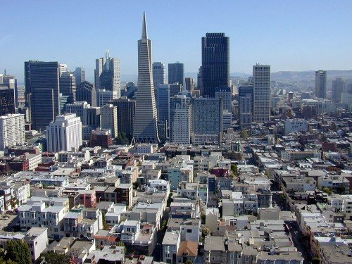 San Francisco City Screensaver Screensavers   Download San Francisco 500x375