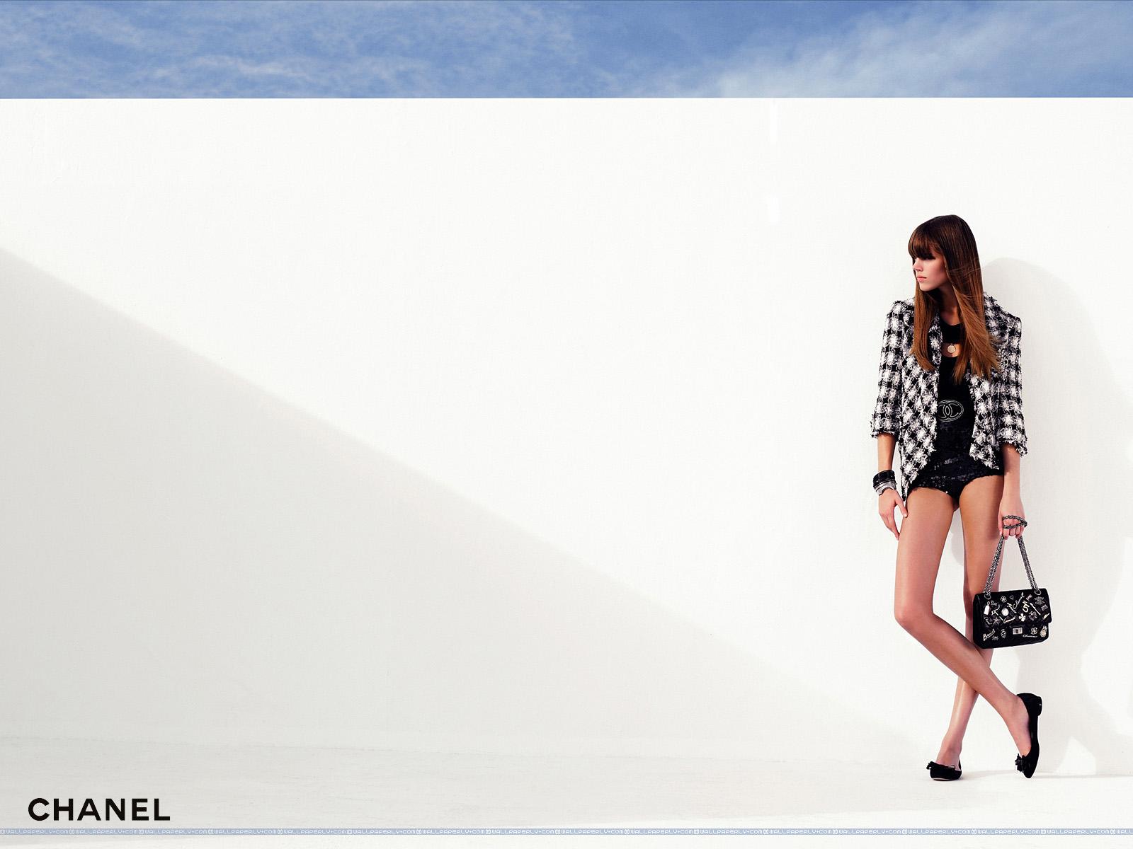 Group of Chanel Spring   Summer Fashion Wallpaper   Desktop Wallpaper 1600x1200