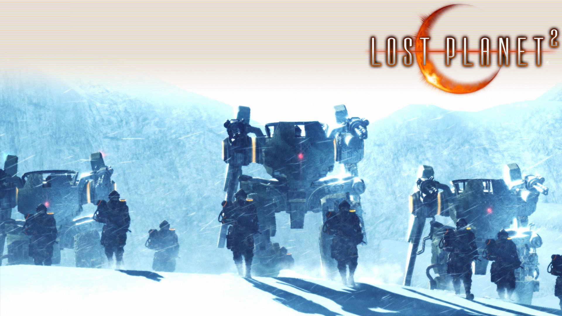 wallpapers of Lost Planet 2 You are downloading Lost Planet 2 1920x1080