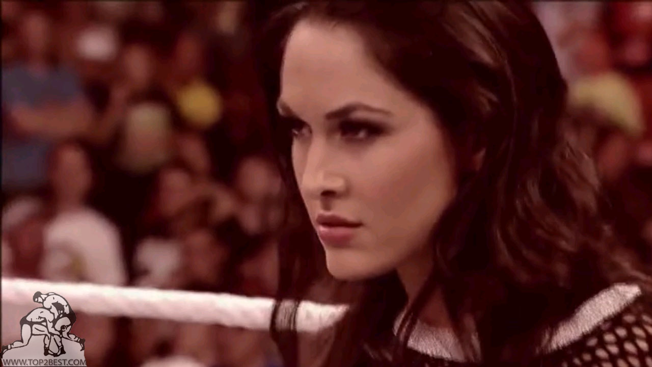 Brie Bella angry photo 1280x720