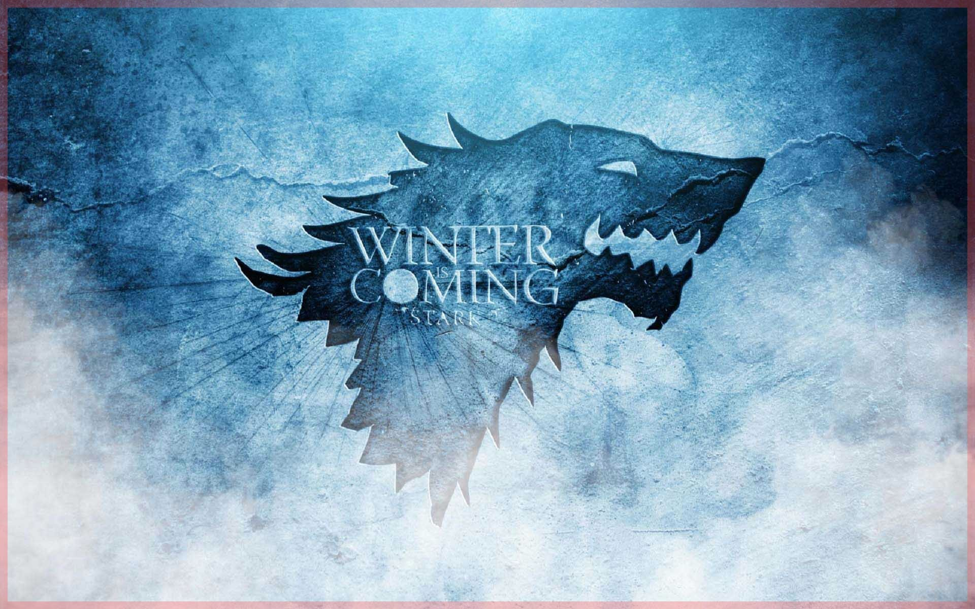 winter is coming wallpaper 1920x1200