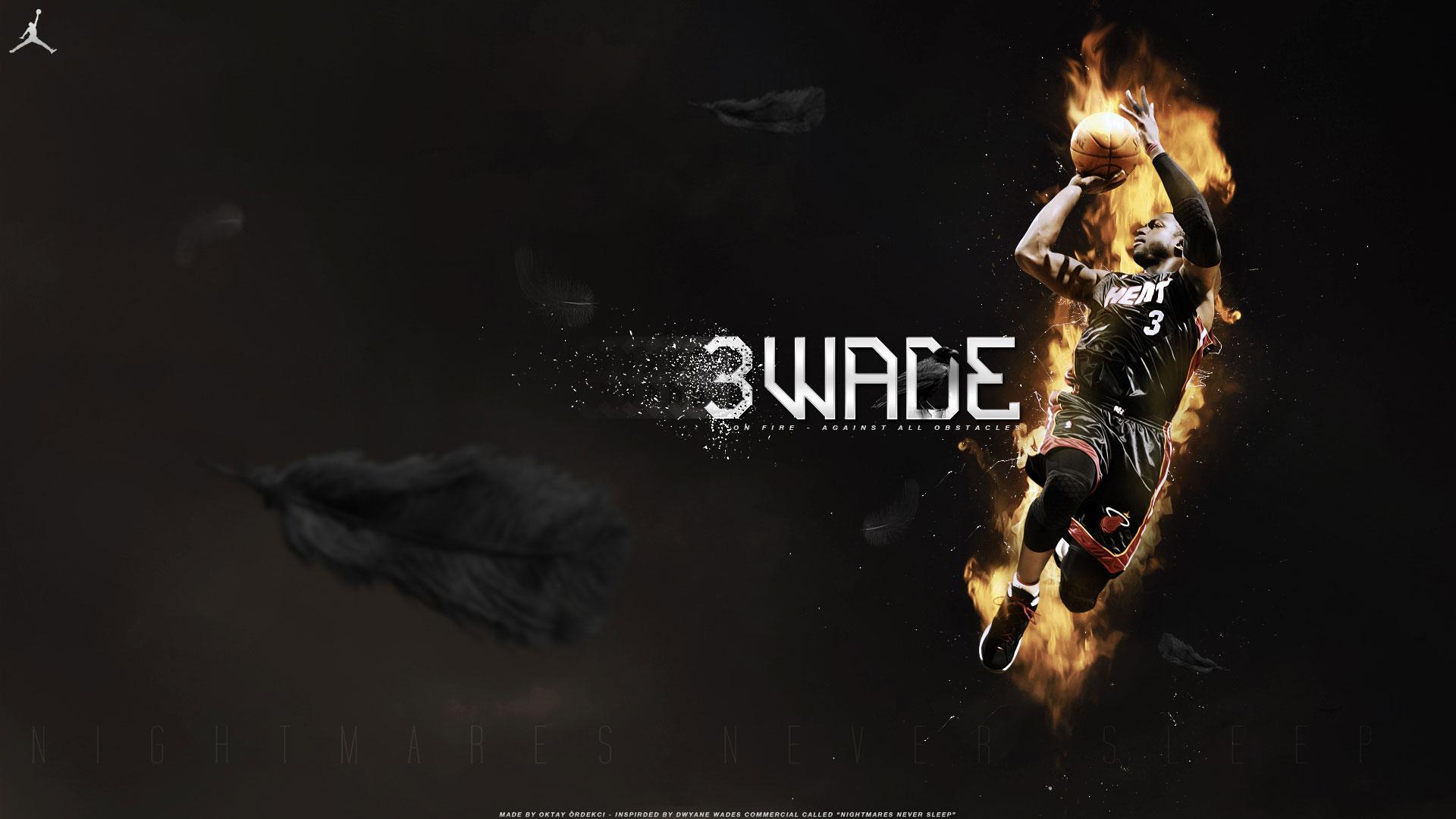 Dwyane Wade Wallpaper For Iphone Wallpapersafari