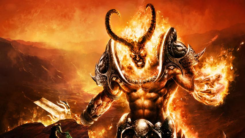 3D Devil HD Hor screenshot thumbnail 1 852x480
