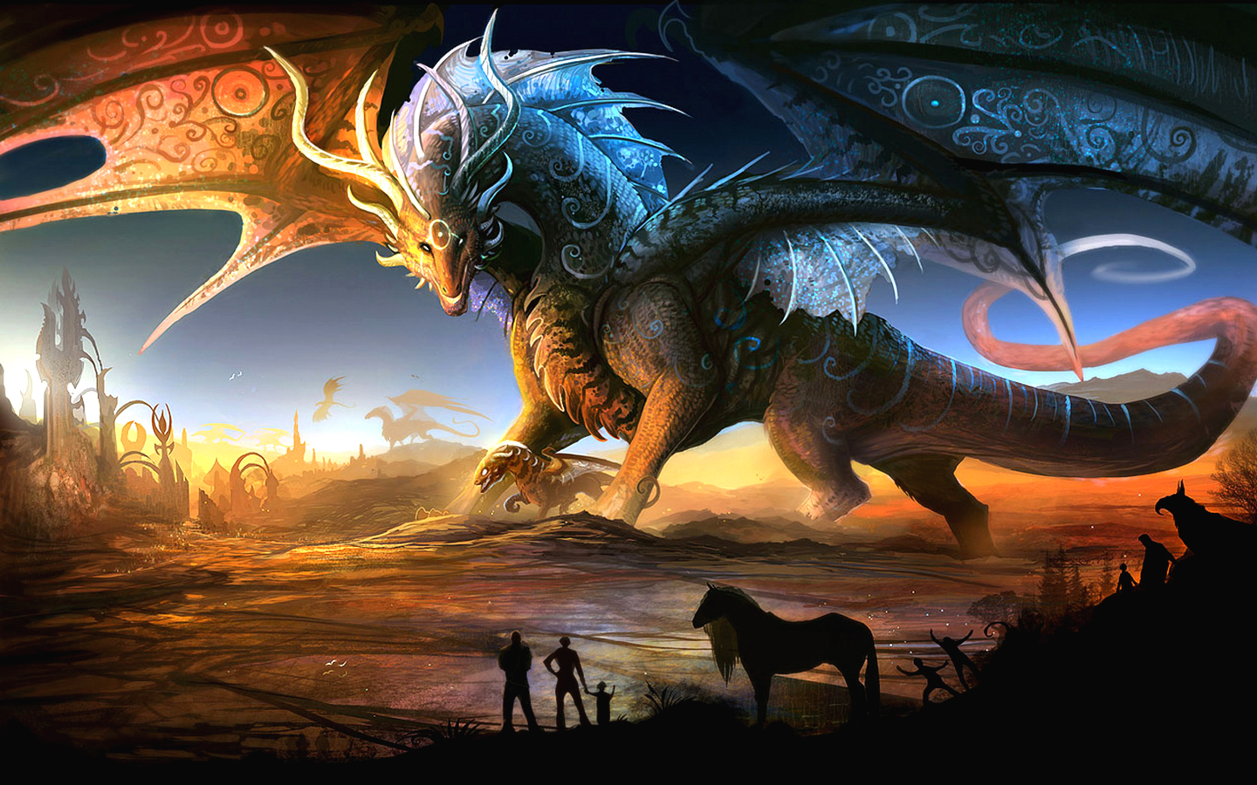 Stunning Epic Wallpapers and Desktop Backgrounds 2560x1600