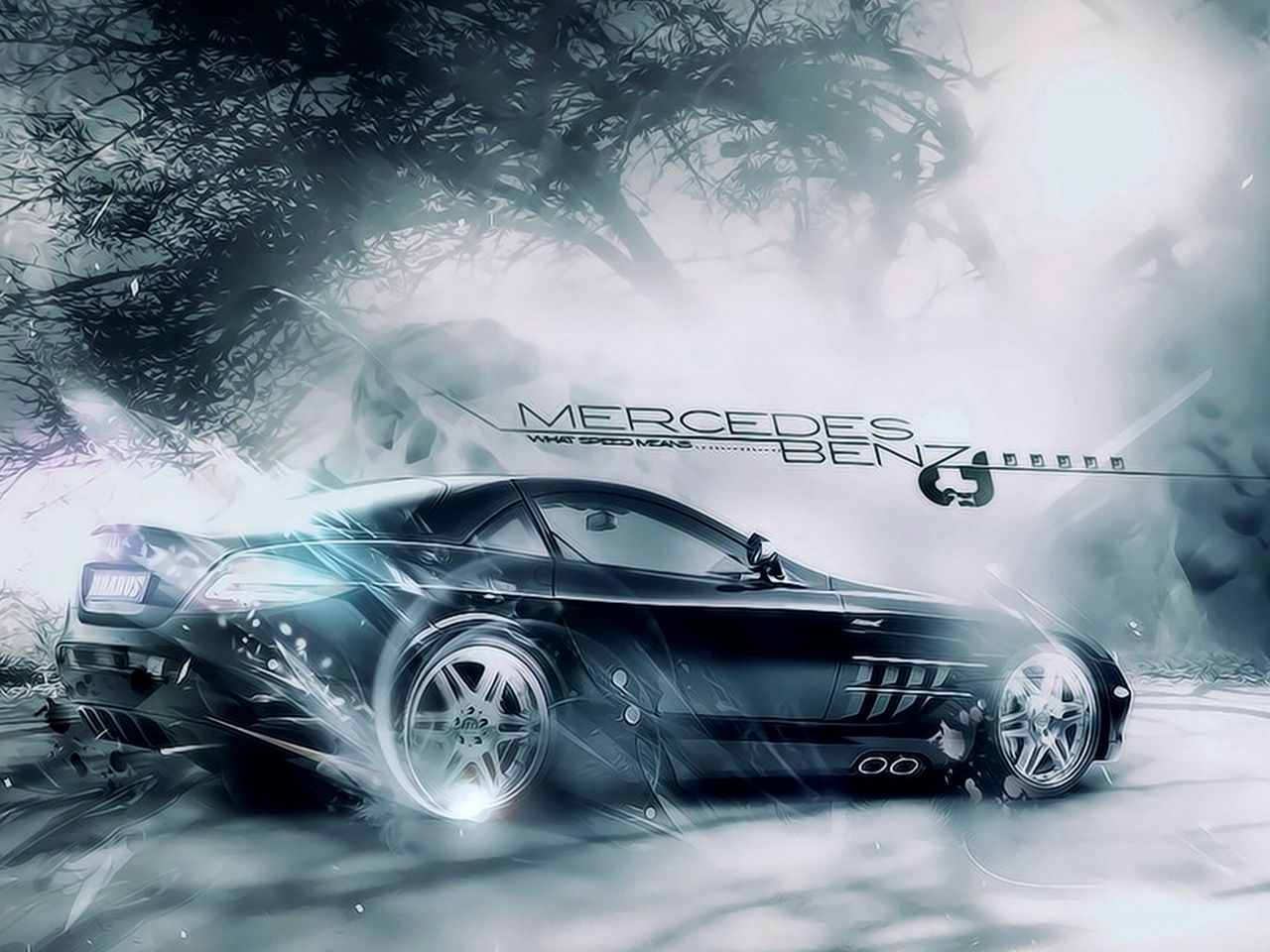 benz black hd wallpaper download black painted cars wallpapers 1280x960