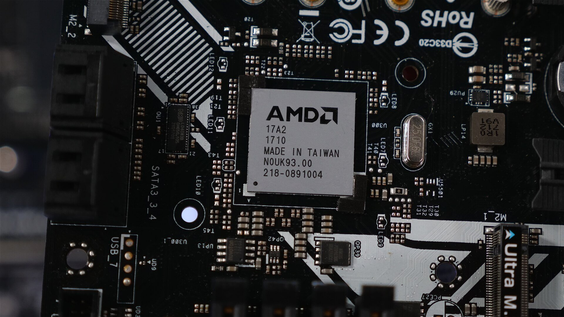 Dont Bother with A320 Motherboards Go for AMDs B350 Instead for 1920x1080