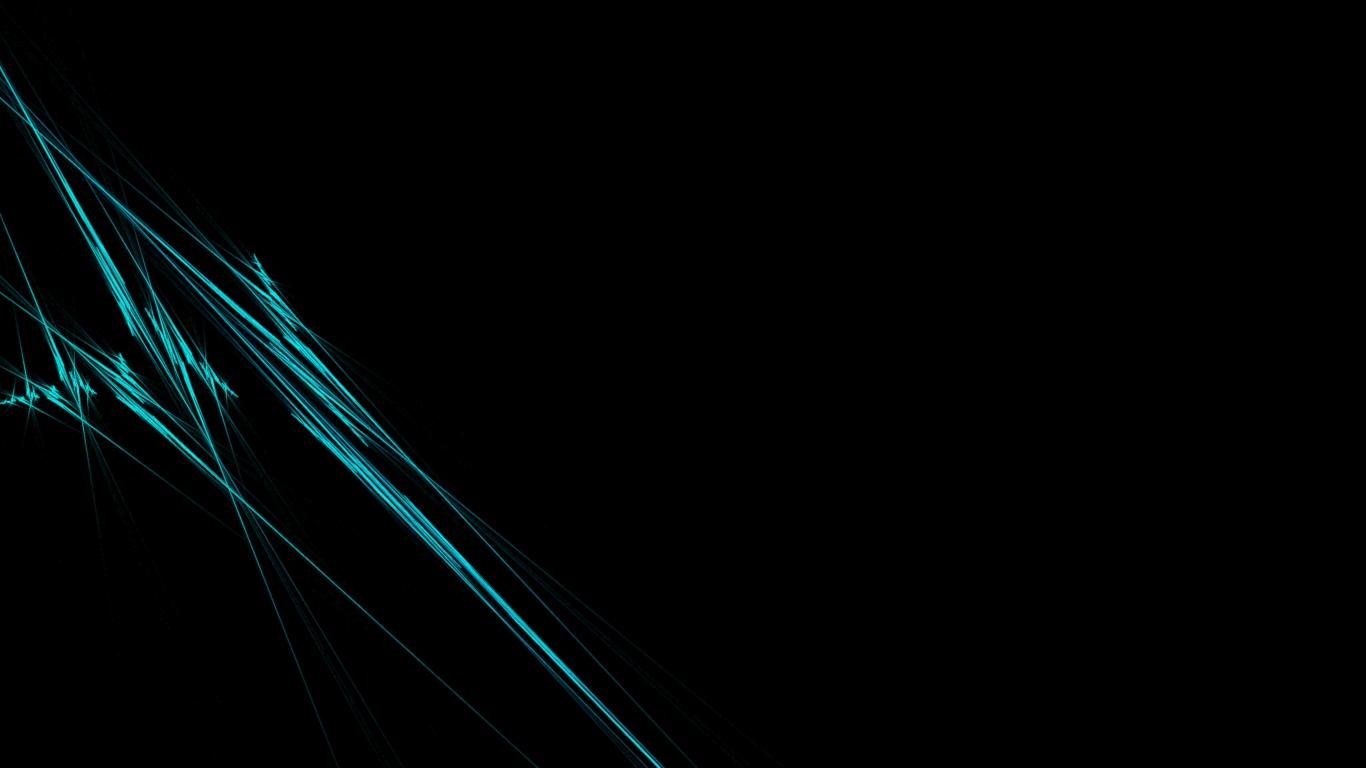 Download Abstract Black Wallpaper 1366x768 Wallpoper 316651 1366x768