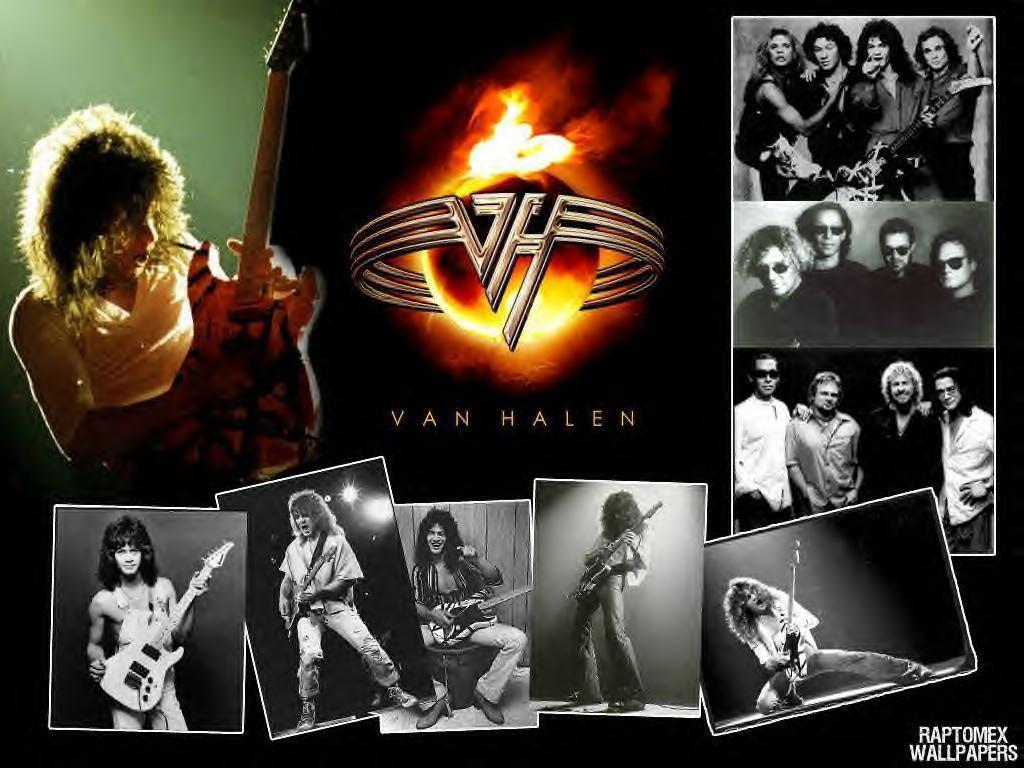 Van Halen Backgrounds 1024x768