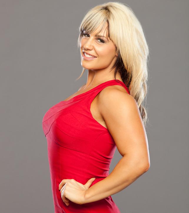 WWE Kaitlyn Wallpaper