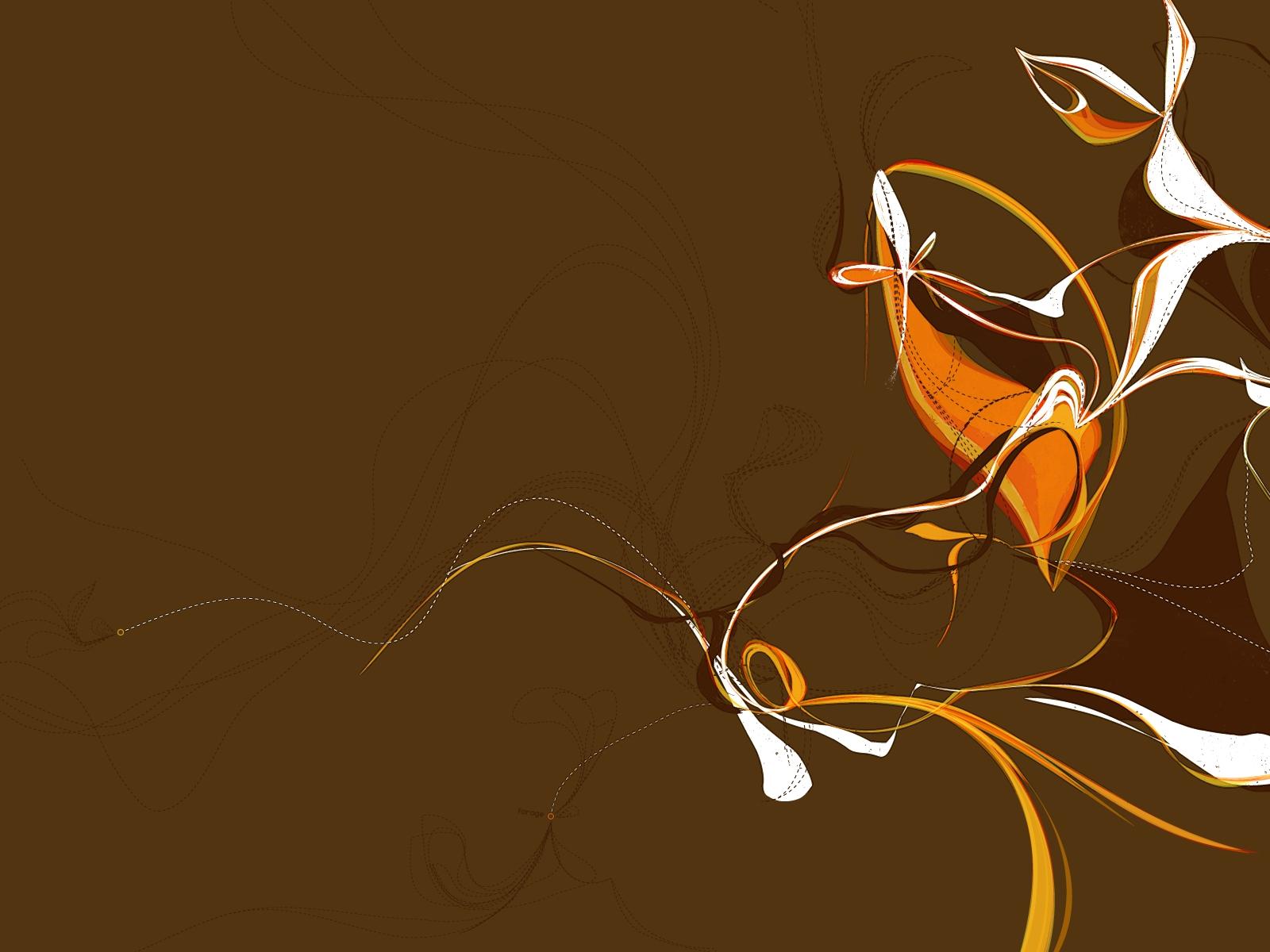 Brown Design Wallpaper   Brown Wallpaper 28317225 1600x1200