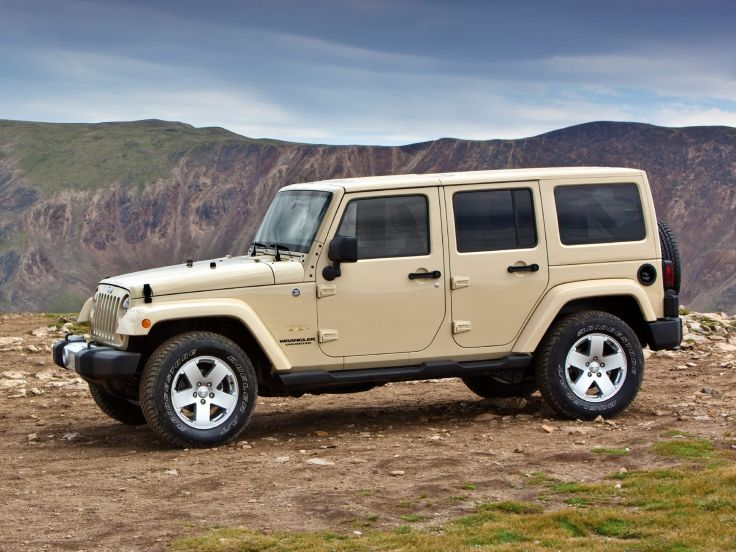 JEEP suv 4x4 truck offroad wallpaper background 736x552